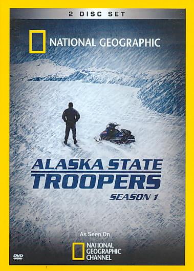 ALASKA STATE TROOPERS:SEASON ONE BY ALASKA STATE TROOPER (DVD)